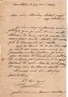 VP12.573 - 1883 - Lettre Commerciale De ? à LA TREMBLADE - Manuscripts
