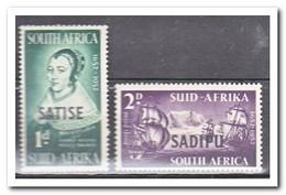 Zuid Afrika 1952, Postfris MNH, Stampexhibition With Overprint Satise And Sadipu - Zuid-Afrika (1961-...)