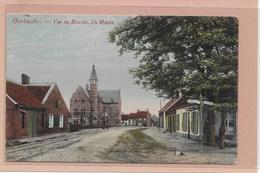 OOSTMALLE-MALLE:  GEKLEURD- DE MARKT - Malle