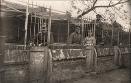 ! 02 Altes Foto, Photo, Roupy, 1918, 1.Weltkrieg, Guerre, Echtfotokarte, Aisne, Frankreich, Militaria, Soldaten - Other Municipalities