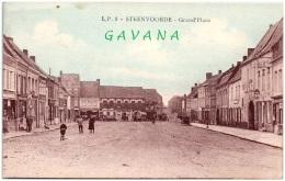 59 STEENVOORDE - Grand'Place - Other Municipalities