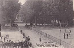 VANNES - Collège De Saint-François Xavier - Les Cours De Récréation - Vannes