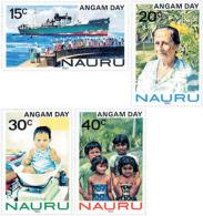 Ref. 50379 * NEW *  - NAURU . 1983. DIA DEL REGRESO - Nauru