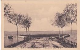 F33-018 LACANAU VILLE - La Pointe De La Jetée - France