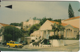 """MACAU(GPT) - Governor""""s House, CN : 1MACN, First Issue MOP$100, Tirage 15000, Used - Macao"""