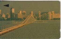 MACAU(GPT) - Bridge, CN : 1MACJ, First Issue MOP$30, Tirage 20000, Used - Macau