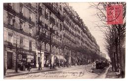 1962 - Paris ( XXe) - L'Avenue Gambetta - G.I. éd. - N°629 - - Arrondissement: 20