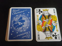 Jeu De 32 Cartes à Jouer - VERNIS CLAESSENS - 32 Cards