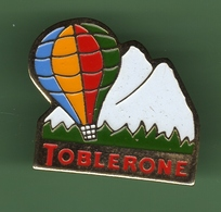 MONTGOLFIERE *** TOBLERONE *** A045 - Airships