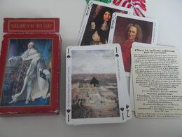 Jeu De 54 Cartes à Jouer - ROIS DE FRANCE - 54 Cartes