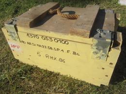 Caisse Munition Artifice à Main 27/58 - Armes Neutralisées