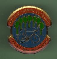 CYCLISME *** AMICALE LAIQUE LA SOURCE RALLYE DES BOURGEONS *** 0034 - Cycling