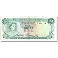 Billet, Bahamas, 1 Dollar, 1974, 1974, KM:35b, TTB - Bahamas