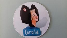 MAGNET CAROLA BLEUE - 5.5 CM - Magnets