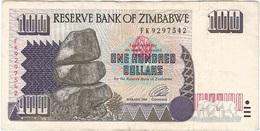 Zimbabue - Zimbabwe 100 Dollars 1995 Pick 9a Ref 1761 - Zimbabwe
