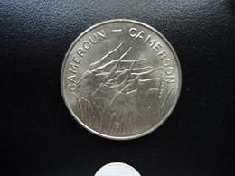 CAMEROUN : 100 FRANCS  1975   KM 17    SPL - Cameroon