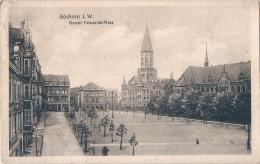 BOCHUM Kaiser Friedrich Platz  - Unused TTB - Tchéquie