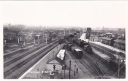 SWINDON -RAILWAY. BY HOOPER. COPY OF ORIGINAL POSTCARD - Non Classificati