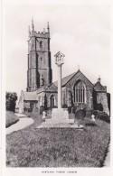 HARTLAND  PARISH CHURCH - England