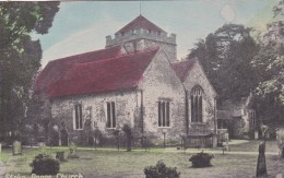 STOKE POGES CHURCH - Buckinghamshire