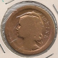Moeda Guiné Bissau Portugal - Coin Guiné Bissau - 20 Centavos 1933 - BC - Guinea-Bissau