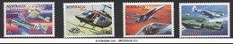 AUSTRALIA - 1996 MILITARY AVIATION - 4V - MINT NH - 1990-99 Elizabeth II