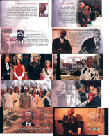 Ref. 2068 * NEW *  - SOUTH AFRICA . 2001. HOMENAJE A NELSON MANDELA - South Africa (1961-...)