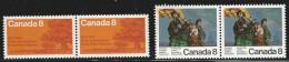 CANADA 1973 SCOTT 618**619** - 1953-.... Reign Of Elizabeth II