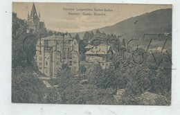 Baden-Baden (Allemagne, Bade-Wurtemberg) : Pension Luisenhöhe Im 1910 PF. - Baden-Baden