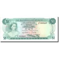 Billet, Bahamas, 1 Dollar, 1965, 1965, KM:18b, SPL - Bahamas