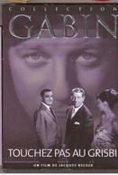 2 DVD : Touchez Pas Au Grisbi. Jean Gabin Et Lino Ventura. Et Folies De Femmes, Eric Von Stroheim. Bon état - Policiers