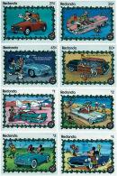 Ref. 48877 * NEW *  - REDONDA . 1989. CHRISTMAS. AUTOMOBILES. NAVIDAD. AUTOMOVILES - Antigua And Barbuda (1981-...)