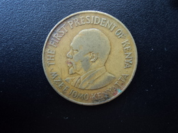 KENYA : 10 CENTS  1974   KM 11    TTB - Kenya