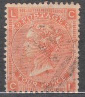 Great Britain 1865 Mi#24 Used - Used Stamps