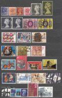 Great Britain Classics Lot - 1952-.... (Elizabeth II)