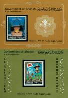 Ref. 38509 * NEW *  - SHARJAH . 1968. 12th WORLD JAMBOREE IN IDAHO. 12 JAMBOREE MUNDIAL EN IDAHO - Sharjah