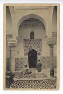 CPA Animée Algérie Scène Et Type 1931 Mosaïque - Scene & Tipi