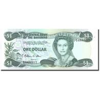 Billet, Bahamas, 1 Dollar, 1974, KM:43a, SPL - Bahamas