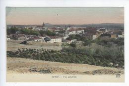 CPA Algérie Sétif Vue Générale - Setif
