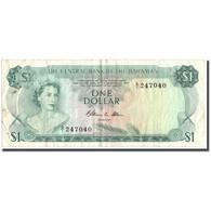 Billet, Bahamas, 1 Dollar, 1974, 1974, KM:35b, TB+ - Bahamas
