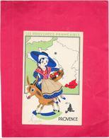 CHROMO Edition Spéciale Des PRODUITS Du LION NOIR - PROVENCE - BARA** - - Trade Cards