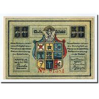 Billet, Allemagne, Kappeln Stadt, 50 Pfennig, Pêcheur, 1920, 1920-07-06, SPL - Other