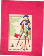 CHROMO Edition Spéciale Des PRODUITS Du LION NOIR - GASCOGNE BEARN  AUCH - BARA** - - Trade Cards