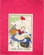 CHROMO Edition Spéciale Des PRODUITS Du LION NOIR - FLANDRE ARTOIS PICARDIE  LILLE - BARA** - - Trade Cards