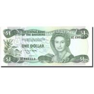 Billet, Bahamas, 1 Dollar, 1974, 1974, KM:43b, SPL+ - Bahamas