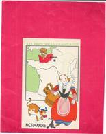 CHROMO Edition Spéciale Des PRODUITS Du LION NOIR - LA NORMANDIE  ROUEN  - BARA** - - Trade Cards