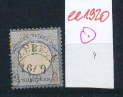 D.-Reich  Nr. 5 -STEMPEL   (ee1920  ) Siehe Scan - Germany