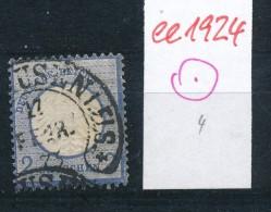 D.-Reich  Nr. 5 -STEMPEL   (ee1924  ) Siehe Scan - Germany