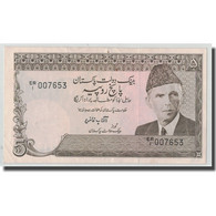 Billet, Pakistan, 5 Rupees, Undated (1981-82), KM:33, SUP - Pakistan
