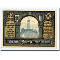 Billet, Allemagne, Jena Stadt, 50 Pfennig, Notes De Musique, 1921, SPL - Other